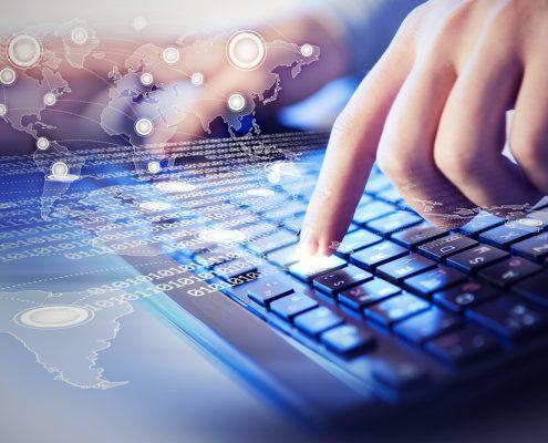 la numérisation e l'utilisation de la technologie