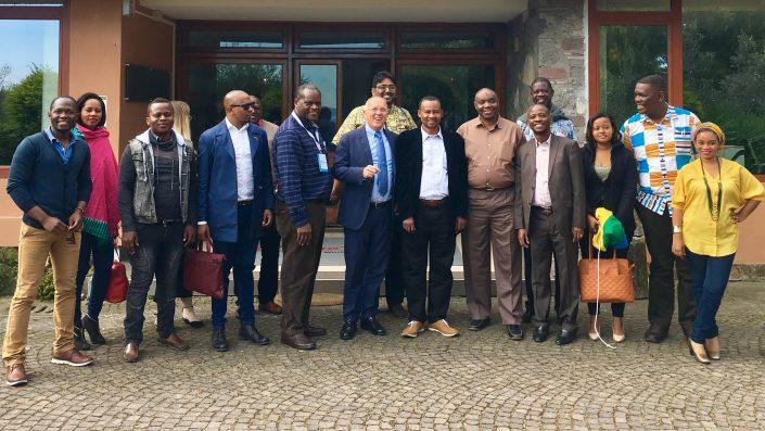 delegazione tanzania