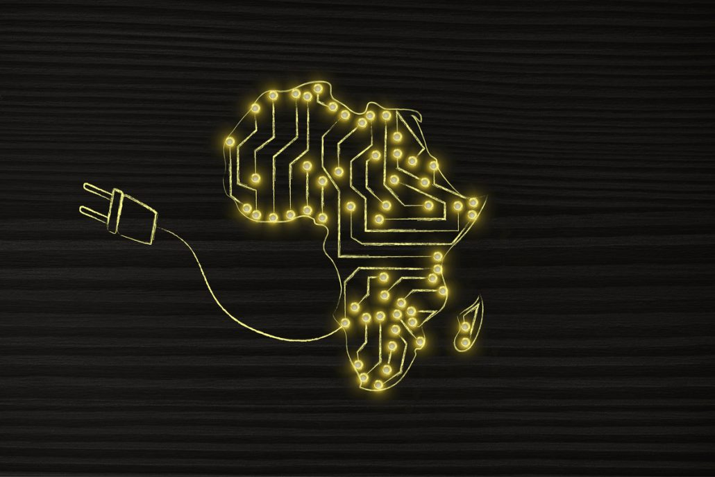 digitization in africa