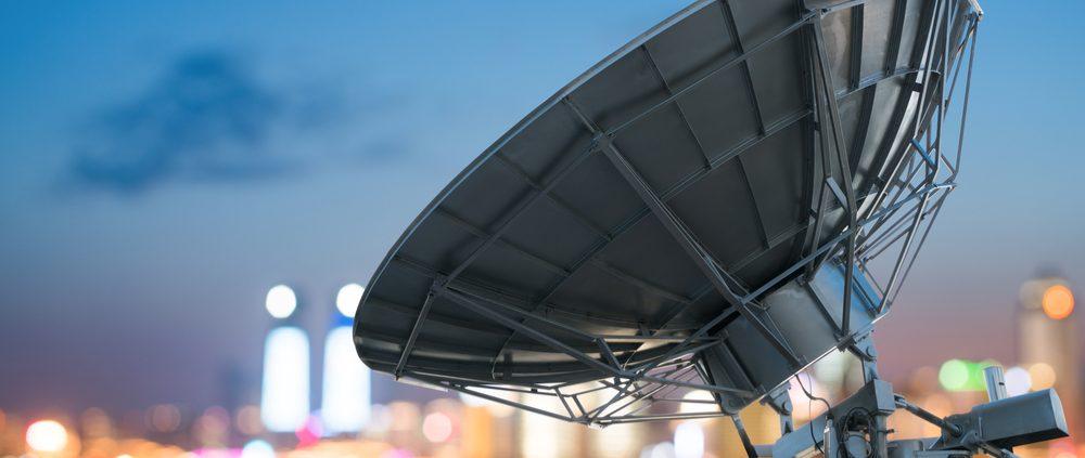 industria satellitare in sud africa