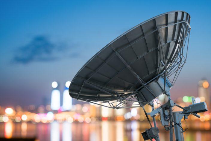 industrie du satellite en Afrique du Sud