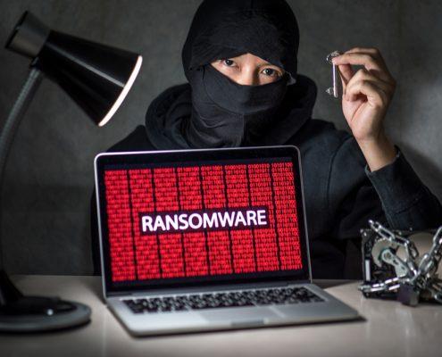 ransomwares and ddos attacks