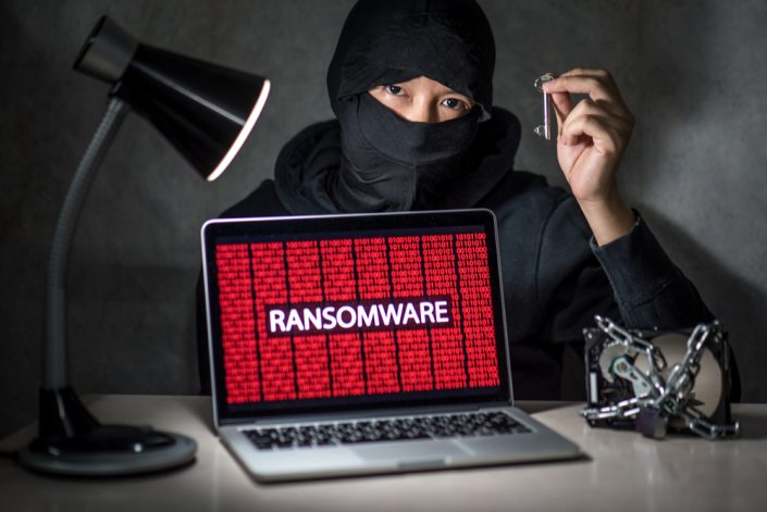 ransomwares and ddos attacks