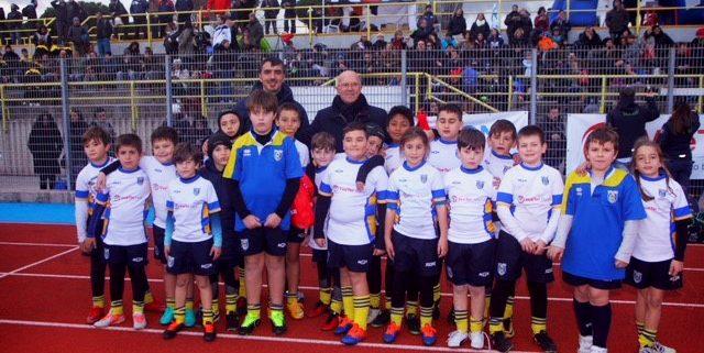 giovanni ottati e us roma rugby