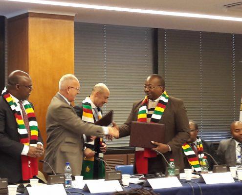 giovanni ottati zimbabwe