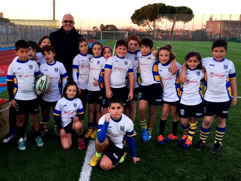 giovanni ottati us roma rugby invictus