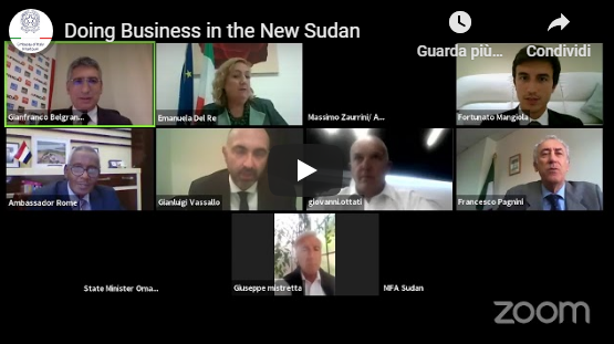 webinar sudan